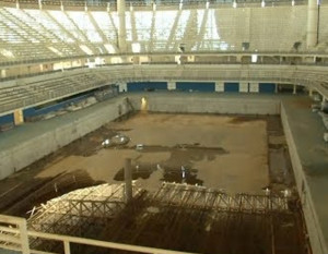 The Rio Olympics were only a year ago, but the venues look like they've been deserted for decades.