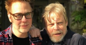 James Gunn and Mark Hamill finally had the epic coffee date we've all been waiting for
